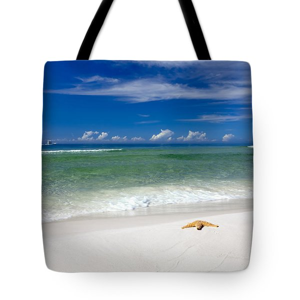 Beach Splendour Tote Bag