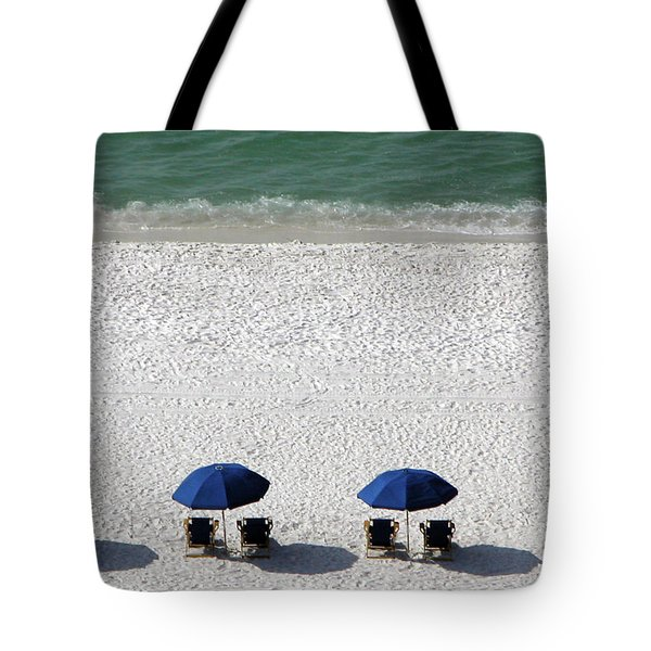 Tote Bag featuring the photograph Beach Therapy 2 by Marie Hicks