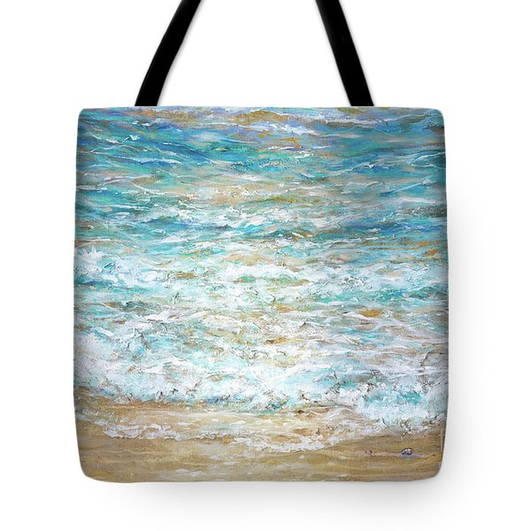 Beach Tide Tote Bag