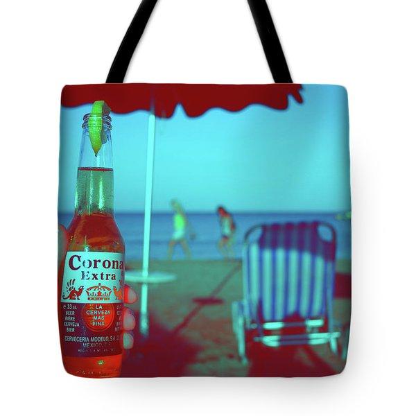 Beach Time Tote Bag by La Dolce Vita