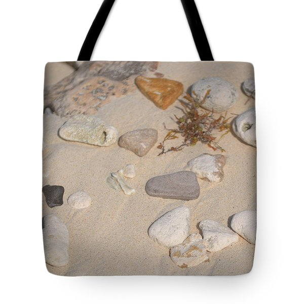 Beach Treasures 2 Tote Bag