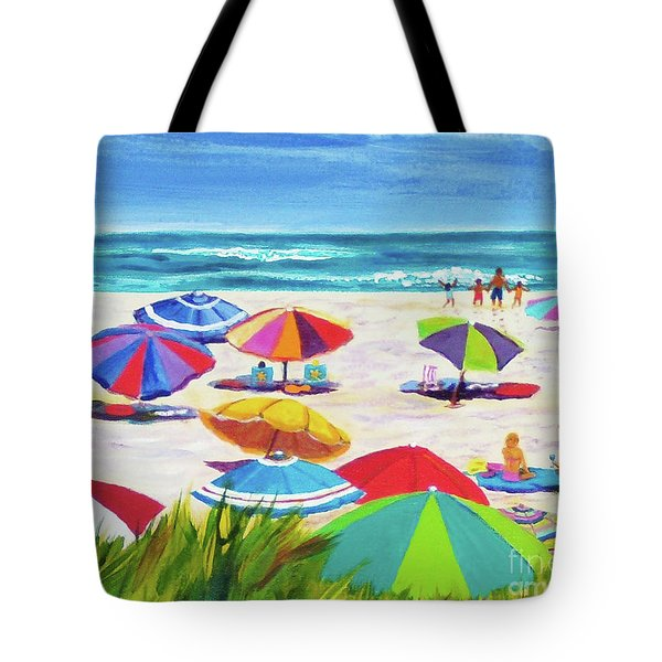 Umbrellas 2 Tote Bag