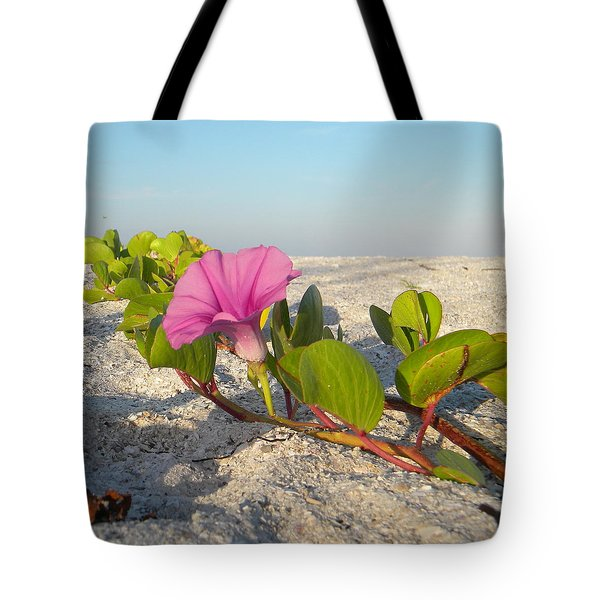 Beach Vine Tote Bag