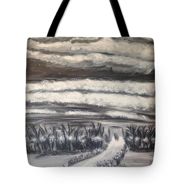 Beach Walk Tote Bag