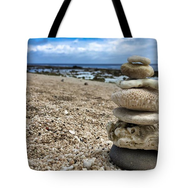 Beach Zen Tote Bag