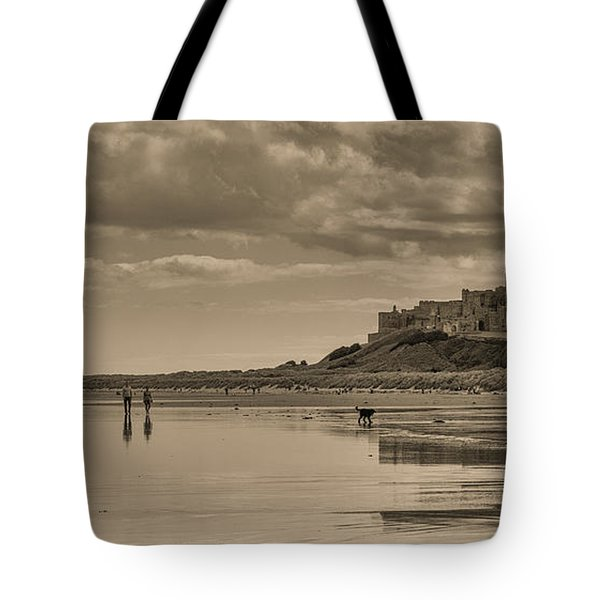 Beachcombers Tote Bag