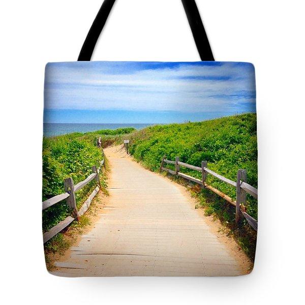 Cape Cod Paradise  Tote Bag
