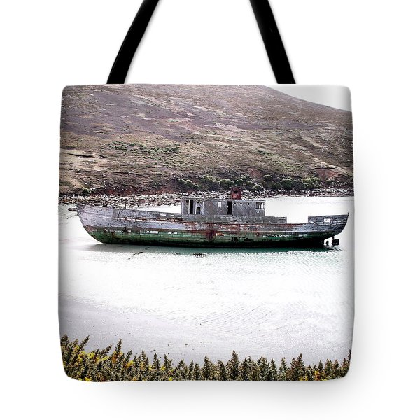 Beached Beauty Tote Bag
