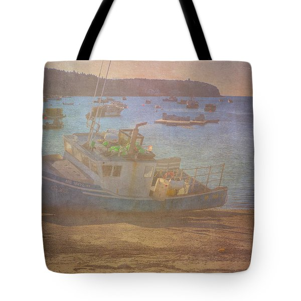 Beached For Cleaning Tote Bag