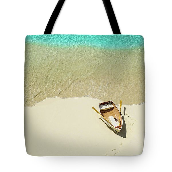 Beached Tote Bag