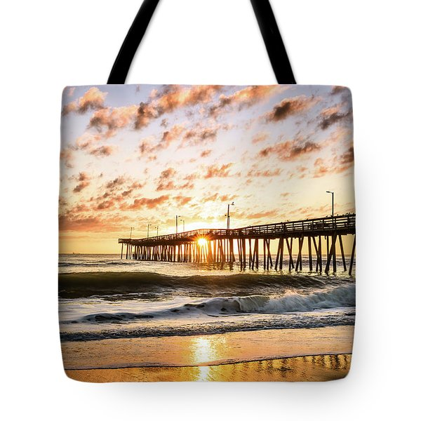 Beaching It Tote Bag