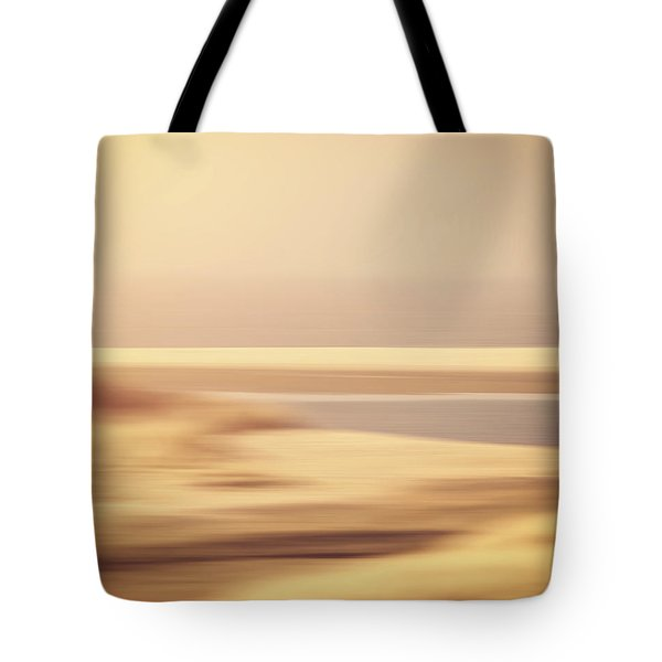 Beachscape Tote Bag by Wim Lanclus