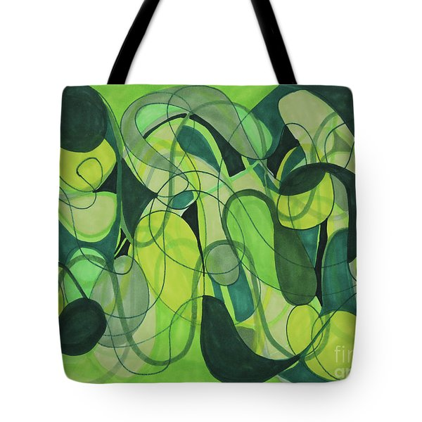 Beachy One Tote Bag
