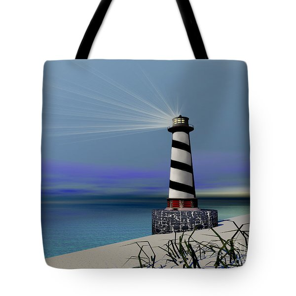 Beacon Tote Bag by Corey Ford