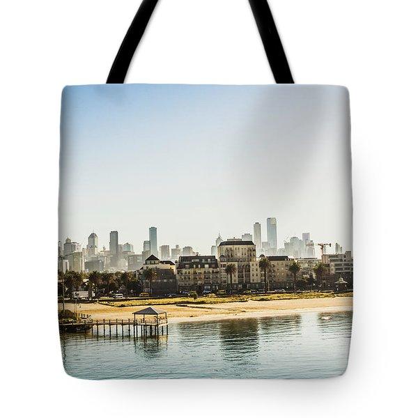 Beacon Cove Tote Bag