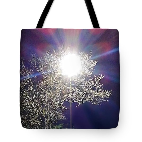 Beacon In The Night Tote Bag