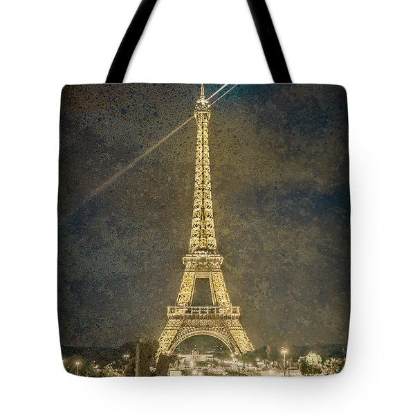 Paris, France - Beacon Tote Bag