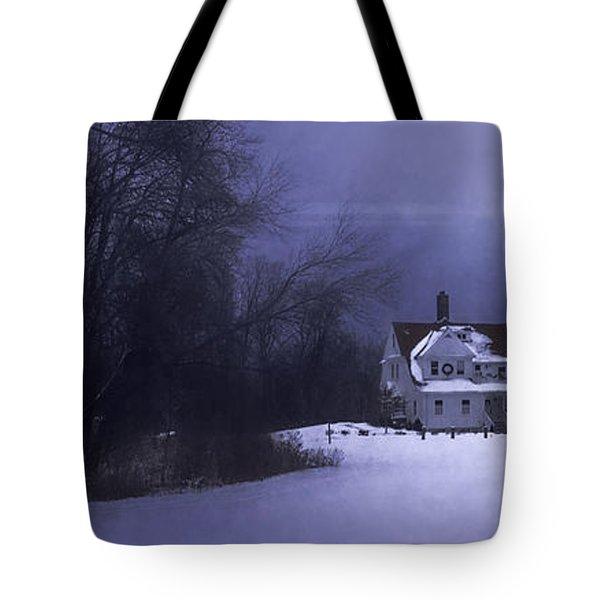 Beacon Tote Bag by Scott Norris