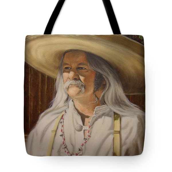 Bead Guy Tote Bag