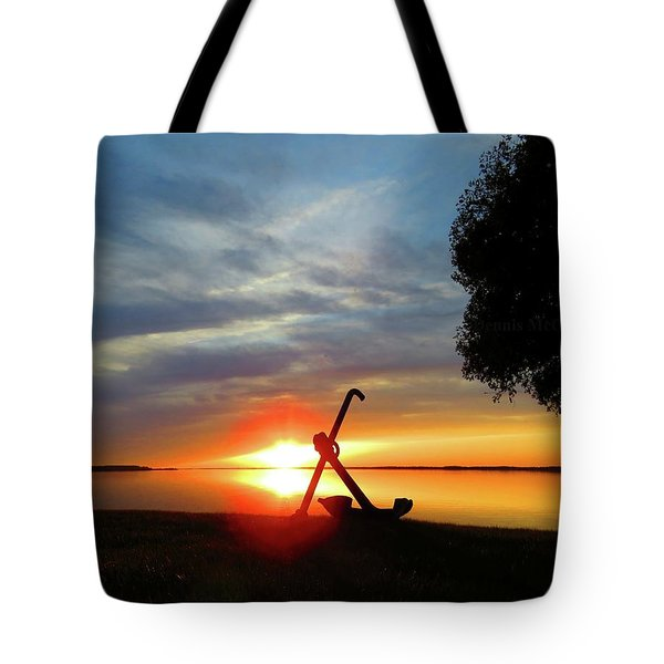 Beadles Point Sunset Tote Bag