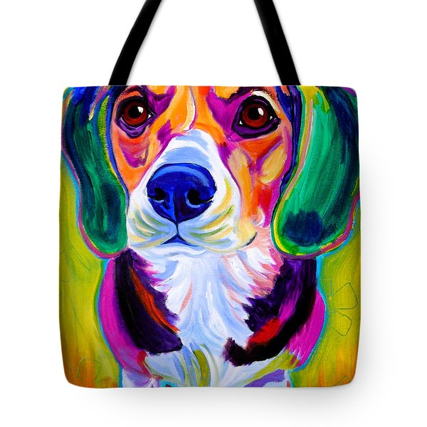Beagle - Molly Tote Bag