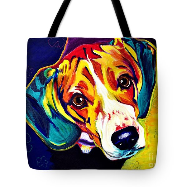 Beagle - Bailey Tote Bag