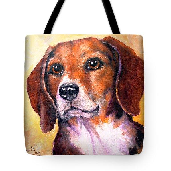 Beagle Billy Tote Bag