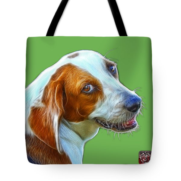 Beagle Dog Art- 6896 -wb Tote Bag
