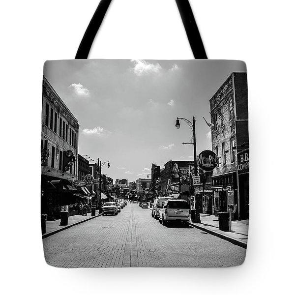 Beale Street Basics Tote Bag