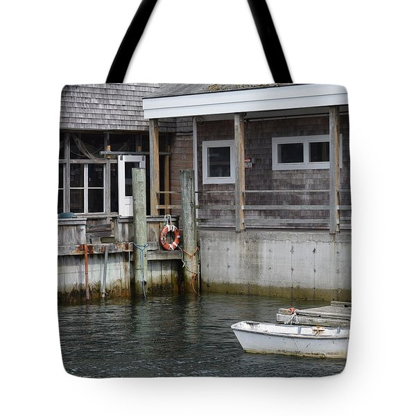 Beals Lobster Pound Tote Bag
