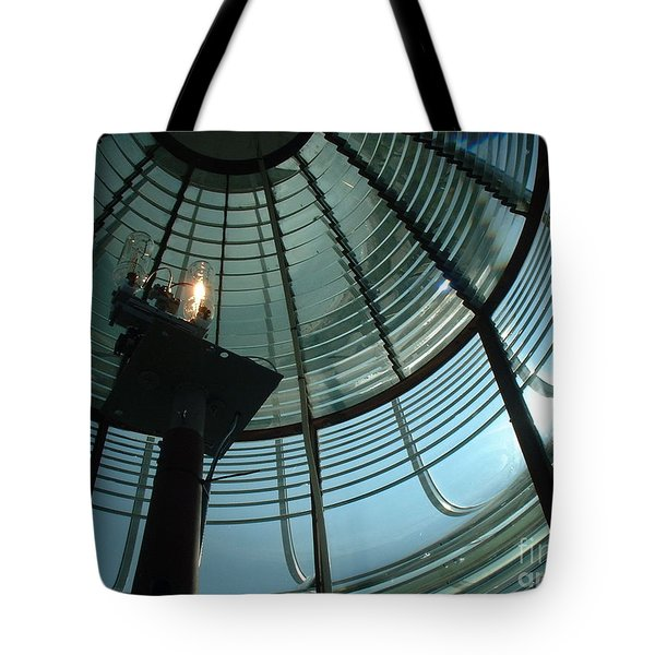 Beam Master Tote Bag by Mark Robbins
