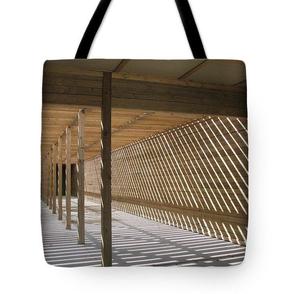 Beaming Light Tote Bag