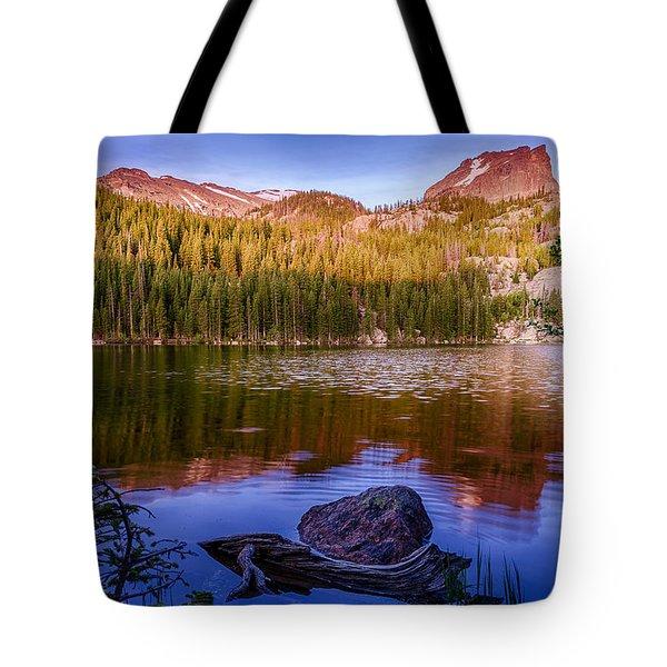 Bear Lake 1 Tote Bag