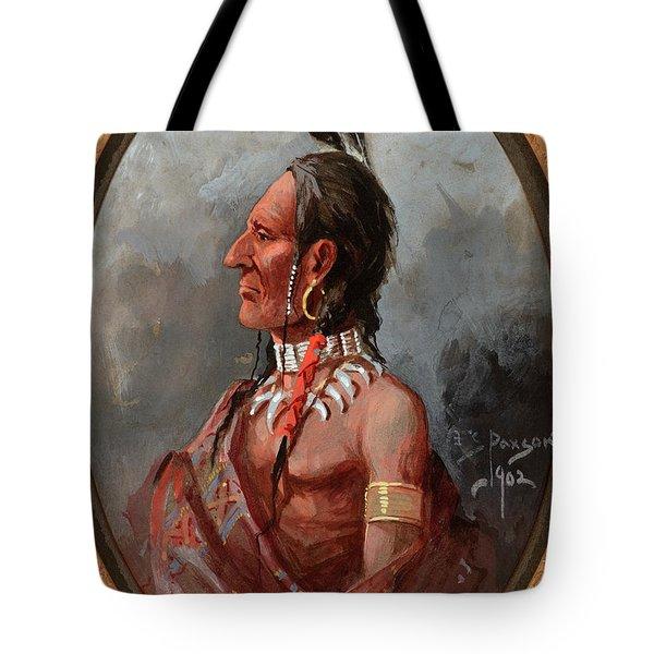 Bear Claw Tote Bag
