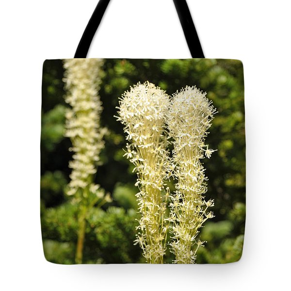 Bear Grass Tote Bag by Bruce Gourley