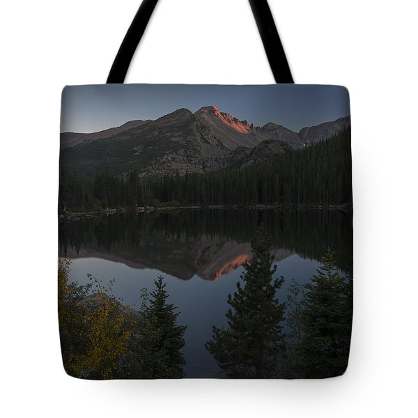Bear Lake Tote Bag by Gary Lengyel