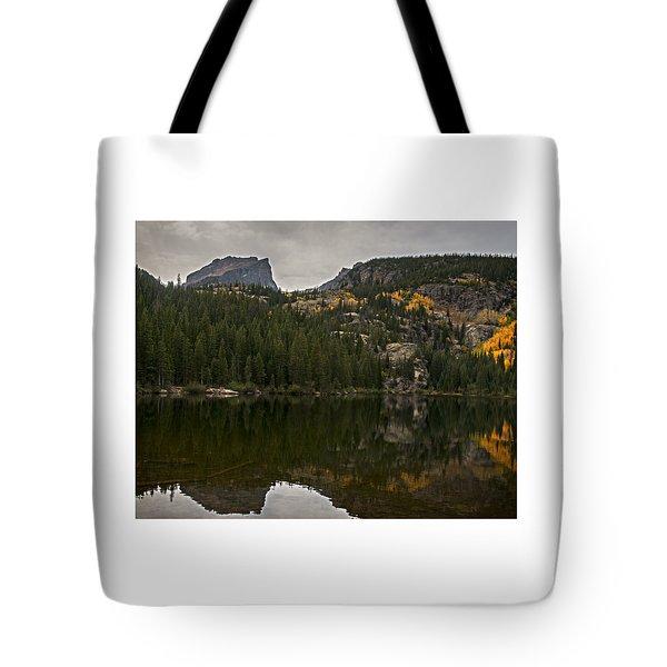 Bear Lake  Rocky Mountain National Park Tote Bag