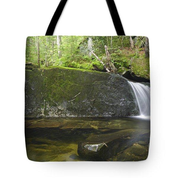 Bearcamp River - Sandwich Notch New Hampshire Tote Bag
