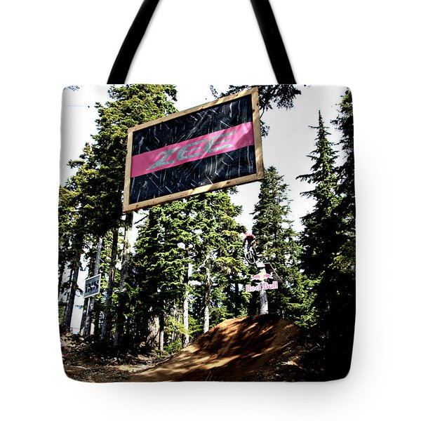 Bearclaw Sponsorship Tote Bag
