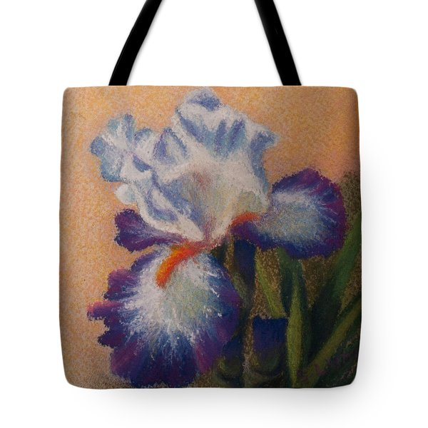 Bearded Lady Tote Bag