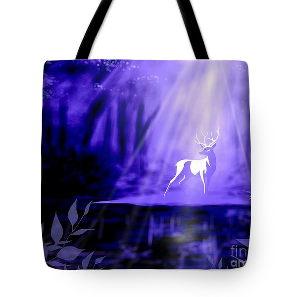 Bearer Of Wishes Tote Bag