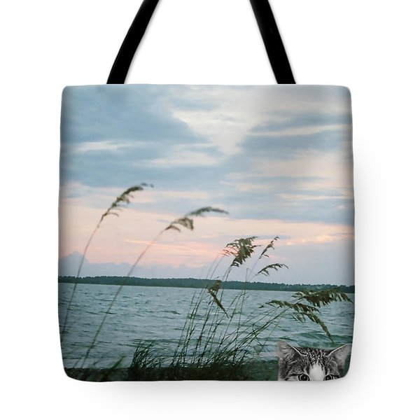 Bearly Beachin Tote Bag