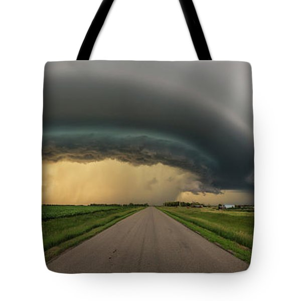 Tote Bag featuring the photograph Beast by Aaron J Groen
