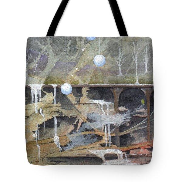 Beata's Destiny Tote Bag