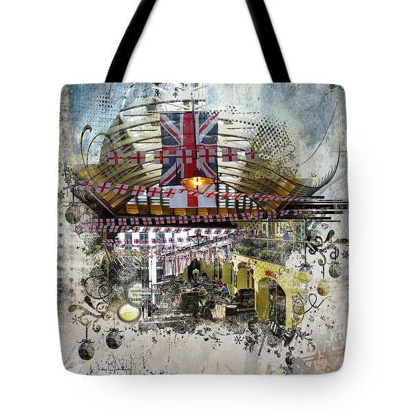 Beating Heart Tote Bag