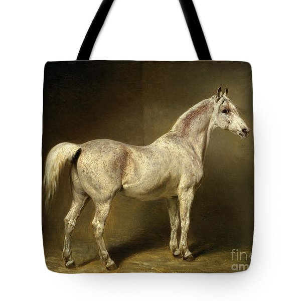 Beatrice Tote Bag by Carl Constantin Steffeck