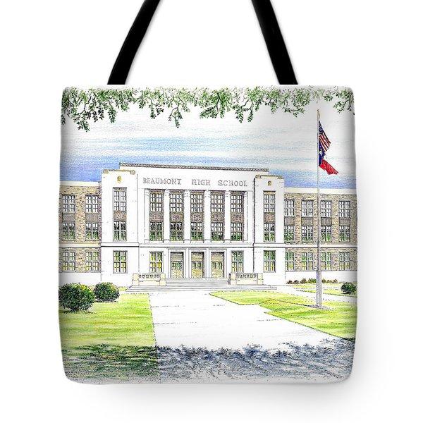 Beaumont High School Tote Bag