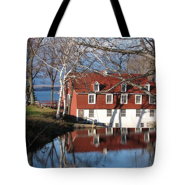 Beaumont Quebec Canada Tote Bag