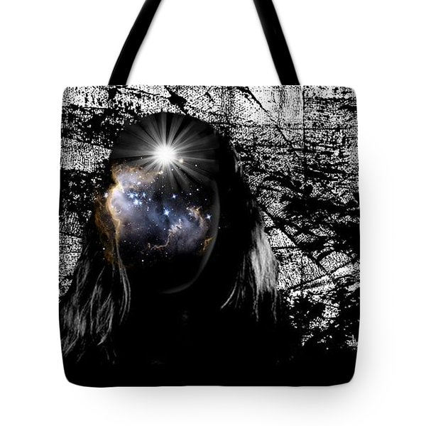 Beauties Are Things That Are Lit Inside Us Tote Bag