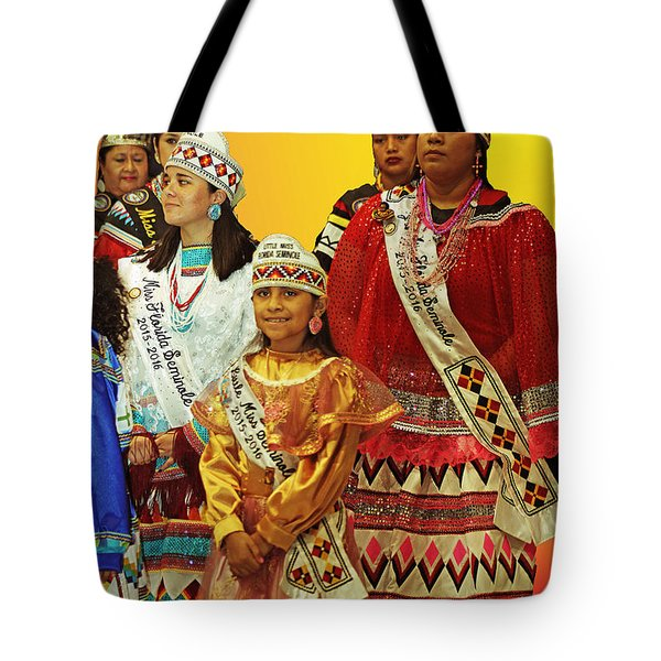 Beauties Grand Entrance Tote Bag by Audrey Robillard